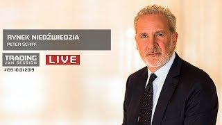 Bear market and socialism, Peter Schiff, #140 TJS