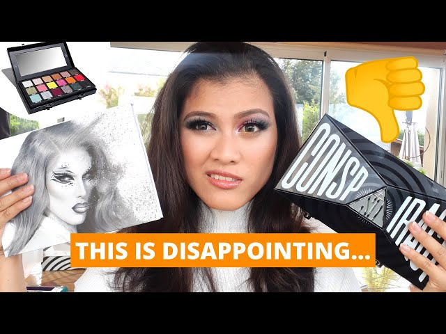 JEFFREE STAR X SHANE DAWSON Conspiracy and Cremated Palette | Review + Drama