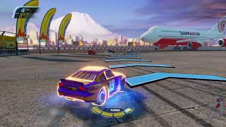 Bobby Swift Races Lightning Mcqueen And Friends! Cars 3 Driven To Win