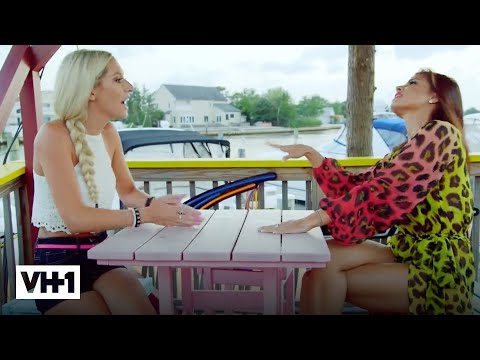 Brittany Fogarty Swings At Marissa Jade | Mob Wives