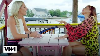 Mob Wives | Brittany Fogarty Swings at Marissa Jade | VH1