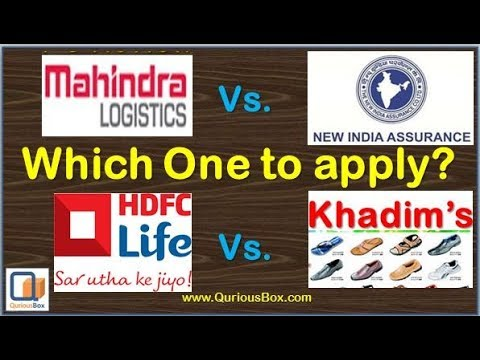 Mahindra Logistics IPO | Khadim India Ltd IPO | New India Assurance IPO | HDFC Life IPO | QuriousBox