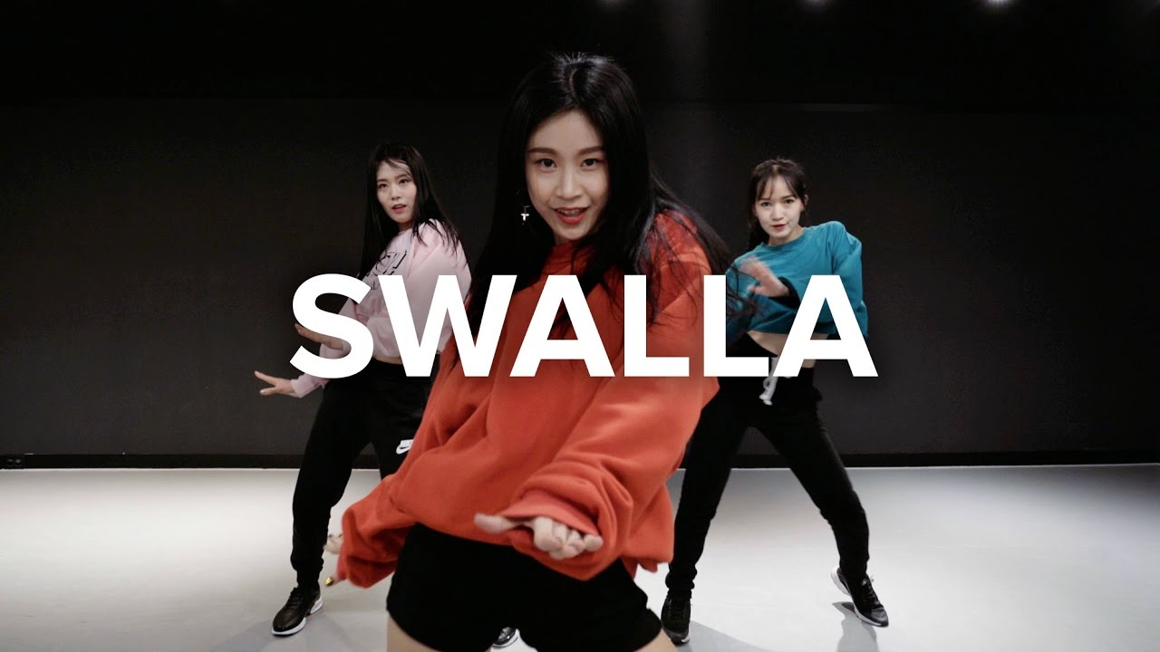 Swalla - Jason Derulo ft. Nicki Minaj & Ty Dolla $ign / Beginner's Class