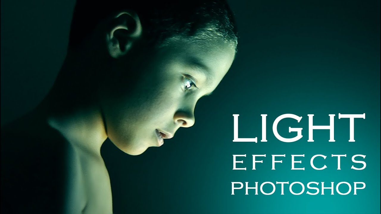 Photoshop tutorial how to get special light photo effects on photoshop tutorial how to get special light photo effects on portraits youtube baditri Gallery