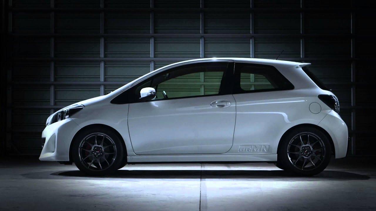 Toyota Yaris Trd Turbo All New Camry Vs Accord Grmn Vitz Concept Doovi