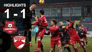 Rezumat: Hermannstadt - Dinamo 1-1 (1-1)