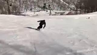 【スノーボード】高梨沙羅の弟の技術がヤバすぎたwww 高梨沙羅 動画 20