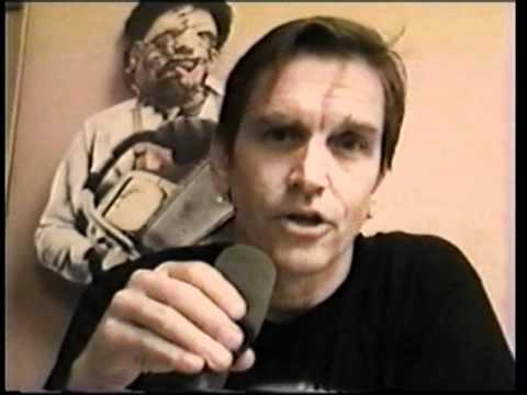 "Bill ""Choptop"" Moseley(Texas Chainsaw Massacre 2) interview (2003)"
