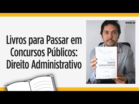 livros-para-passar-em-concurso-público:-direito-administrativo