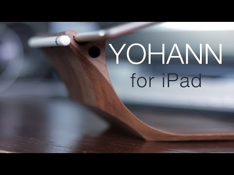 iPad Pro Stand - Yohann