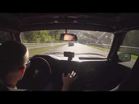 Touristenfahrten BMW E30 S50B32 BTG 8.03 - Chasing A Friend In An M3