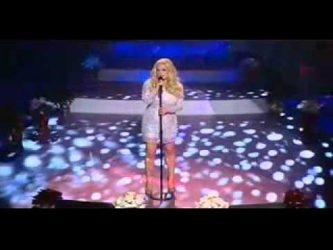 Jessica Simpson - Silent night / Christmas Special at PBS