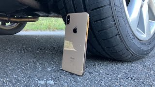 iPhone XS Max vs CAR thumbnail