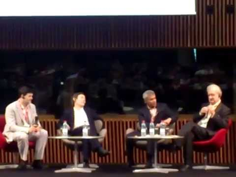Forum with Zhang Yue (BROAD) at FIABCI 65th world congress Luxembourg - part 2