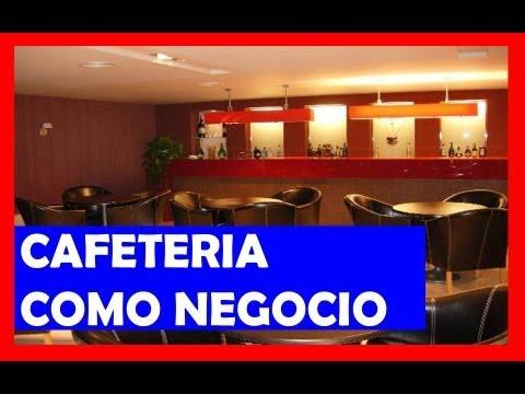 Abrir Una Cafeteria Invirtiendo Poco Youtube