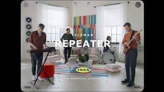IKEA x Teleman  – Repeater #WonderfulEveryday
