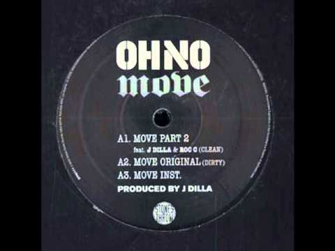 Oh No - Move (Instrumental)