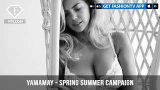 Kate Upton for Yamamay Spring 2018 Campaign | FashionTV | FTV