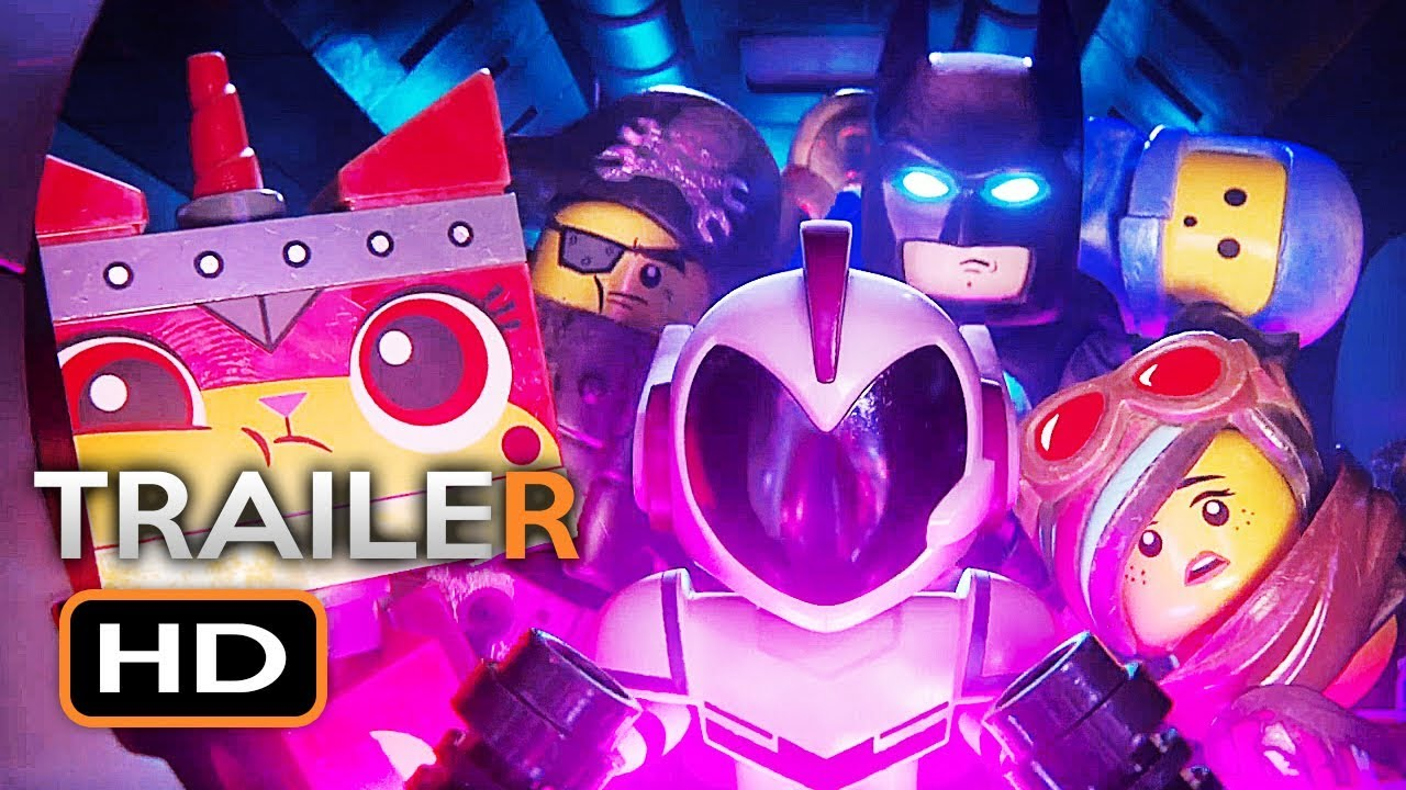 The Lego Movie 2 Official Trailer #1 (2019) Chris Pratt ...