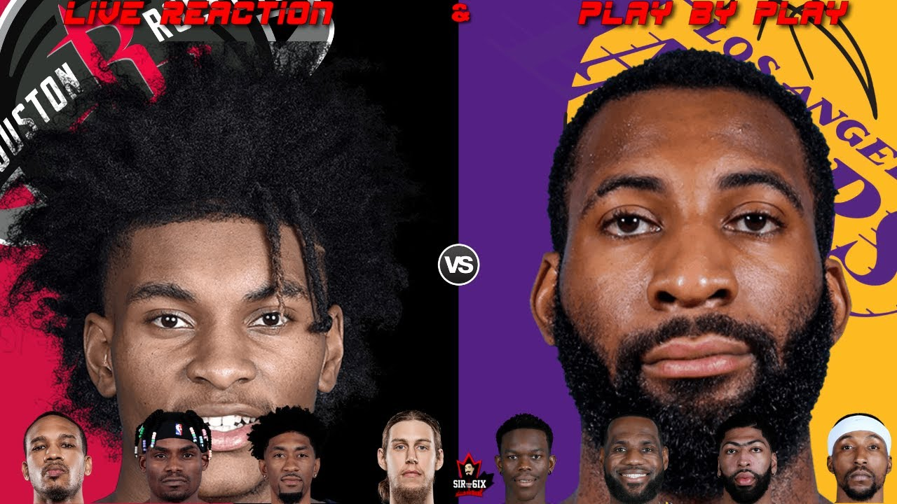 Watch Lakers vs. Rockets: How to live stream, TV channel, start time ...
