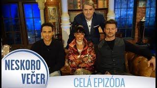 Marko Igonda, Rebecca Justh a Milan André v Neskoro Večer - CELÁ EPIZÓDA