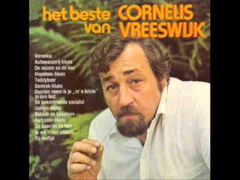 Cornelis Vreeswijk - Een Paleis Van Zand