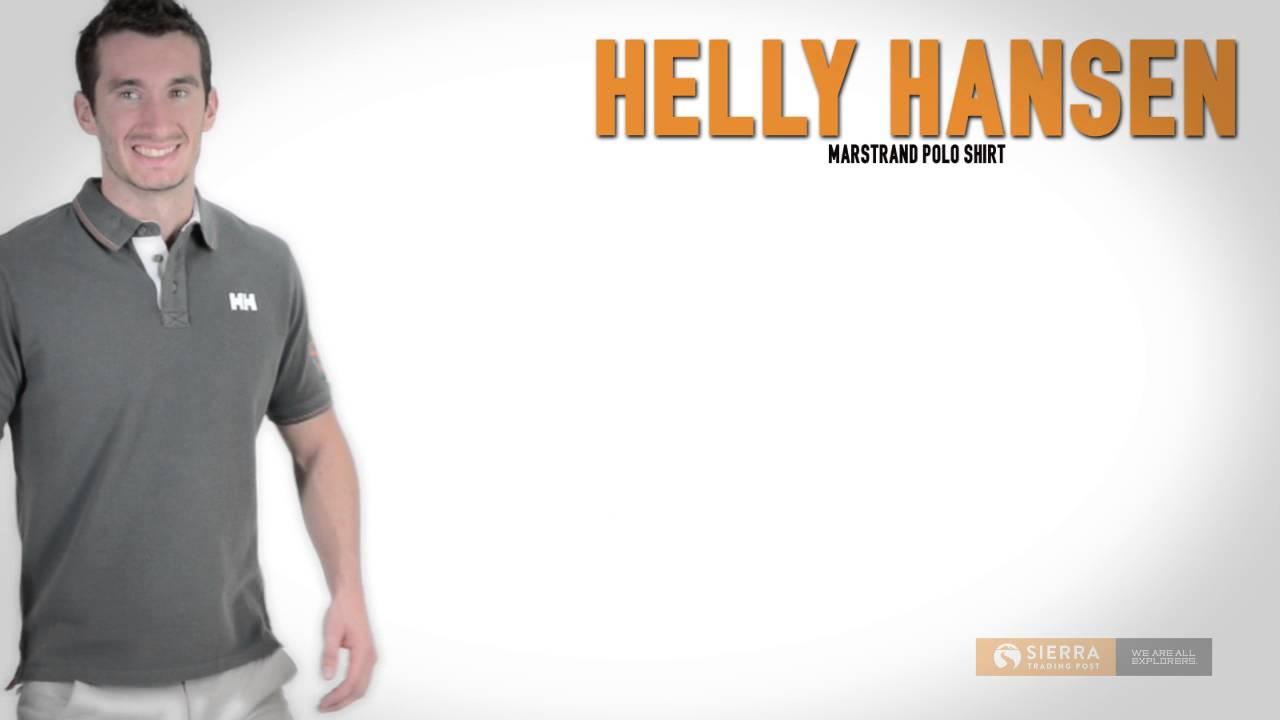 81543d017 Helly Hansen Marstrand Polo Shirt - Short Sleeve (For Men) - YouTube