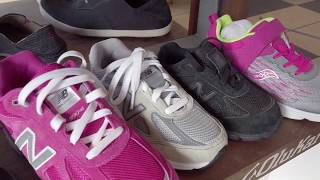 We've Got A Ton Of Kids Shoes