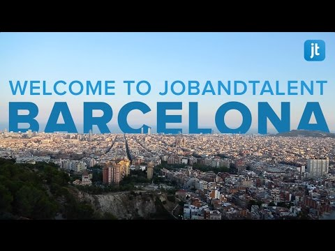 Welcome to Jobandtalent Barcelona!