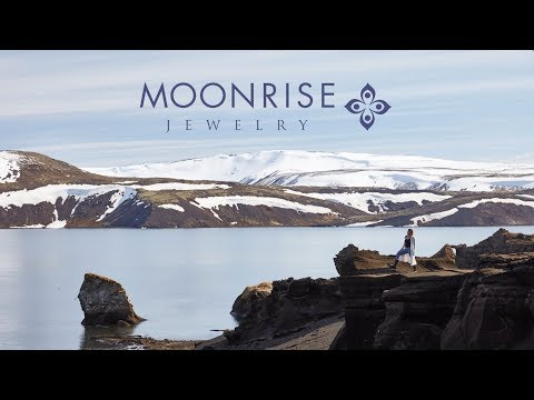 Moonrise Jewelry: Eco-friendly Fish Leather, Gem Of The Sea