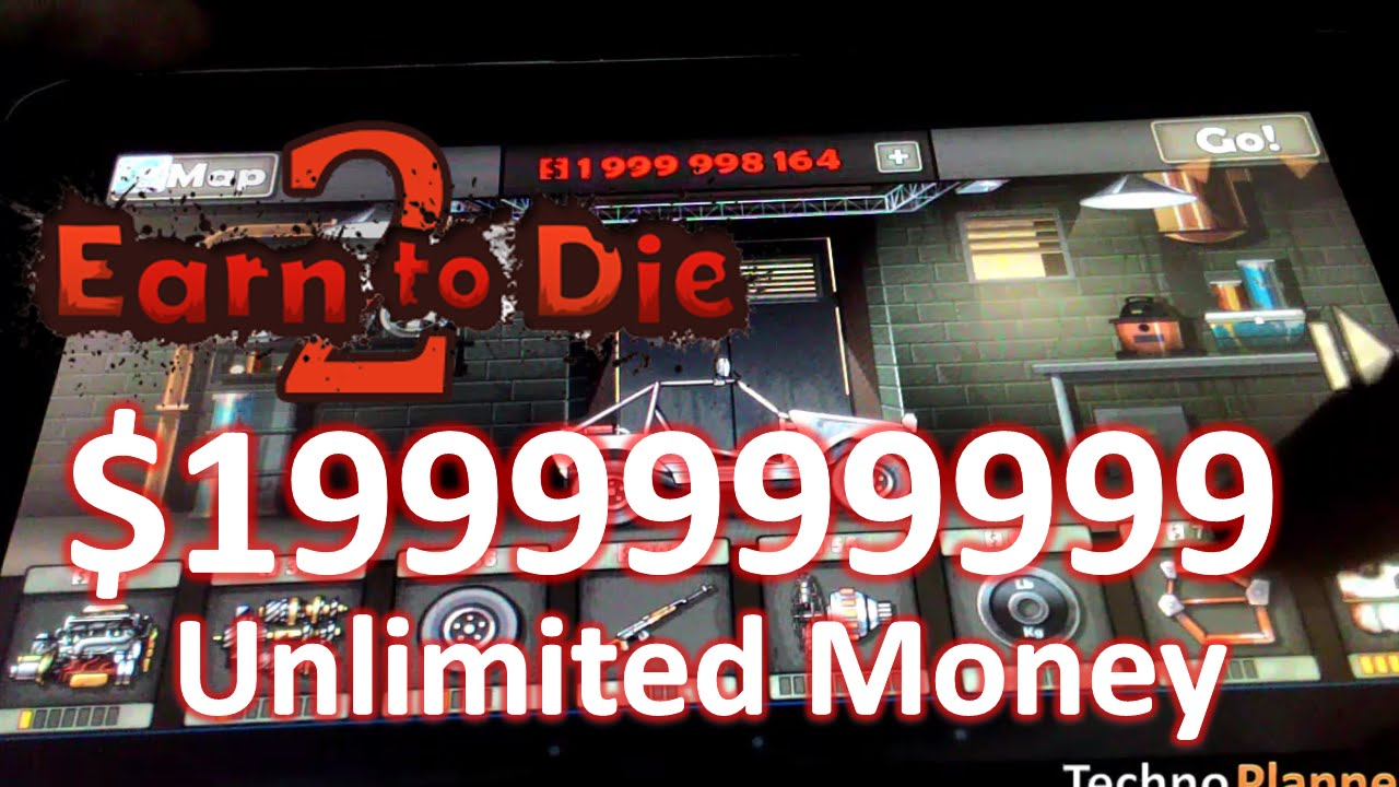 Earn to Die 2 Get Unlimited Money, Fuel, ifunbox, Boost, Guns: How To by  Techno Planners