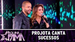 Projota canta sucessos | Máquina da Fama (21/08/17)