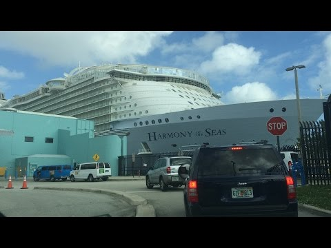 Port Everglades Tour