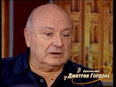 Жванецкий о том, почему Райкин уволил его из своего театра