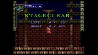 Castlevania: Rondo Of Blood Playthrough Stage 7