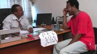 GirGir : Sajen Dokele(Ethiopian Comedy)