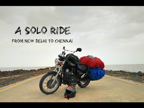The Long Way Home | A Solo Ride From New Delhi to Chennai