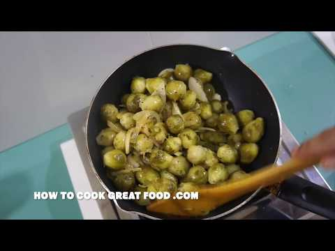 Brussel Sprouts - How To Cook Brussel Sprouts - Brussels Sprouts