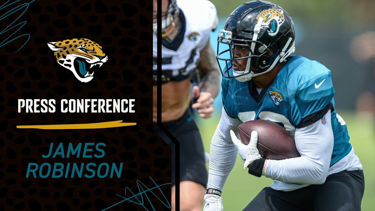 James Robinson is getting it done in Jacksonville