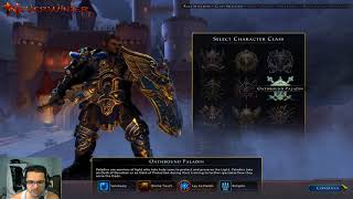 Let's play Neverwinter
