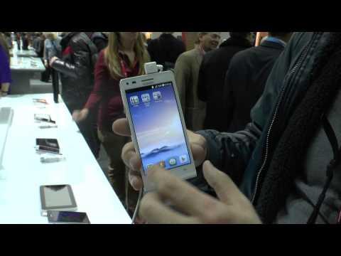 Huawei Ascend P7 mini (Ascend G6 LTE) im Hands-On