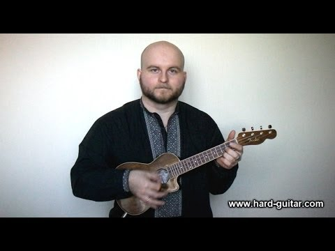 No Woman No Cry Ukulele Lesson Bob Marley (how to play tutorial with tabs and chords)