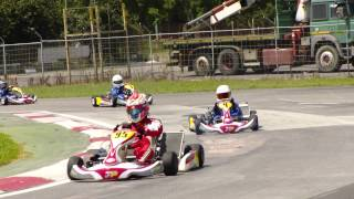 Kart Summer Camp 2013 - Intervista a Giancarlo Fisichella