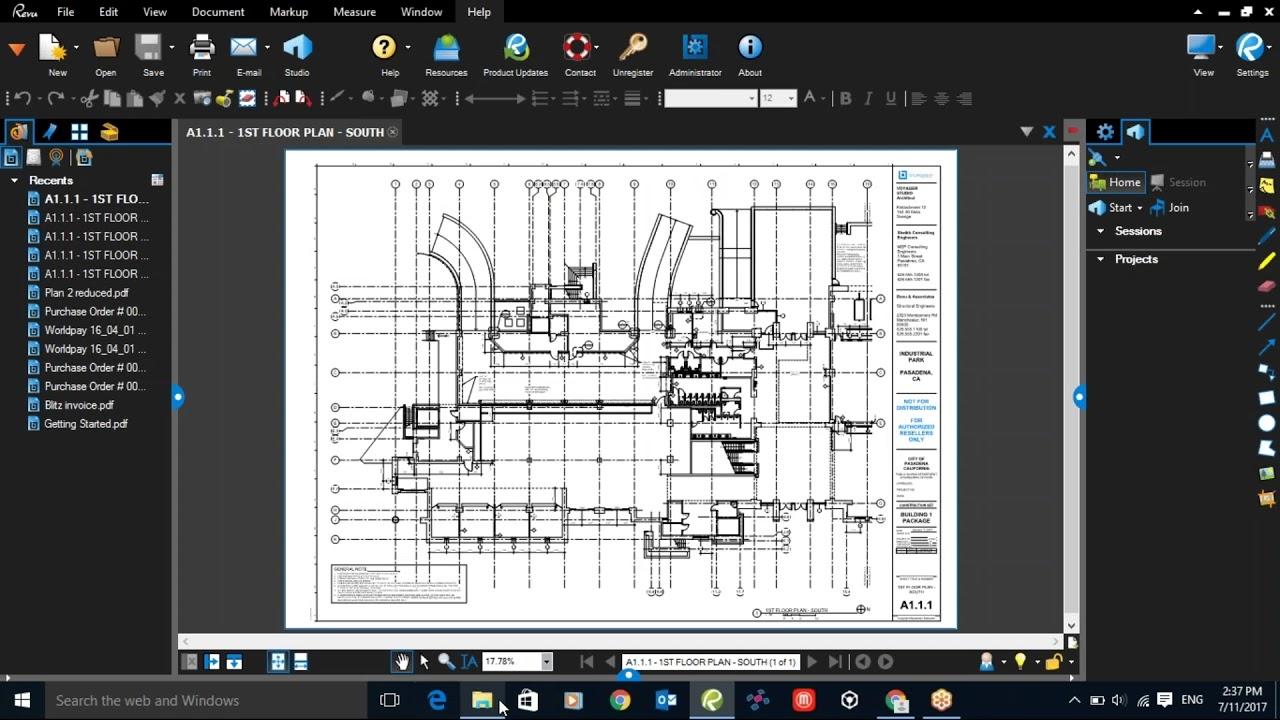 Making Revu Your Default PDF Viewer – Bluebeam Revu