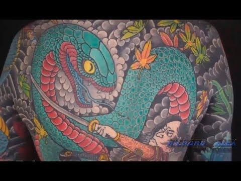 El Tatuaje En Japón Y Los Yakuza Youtube