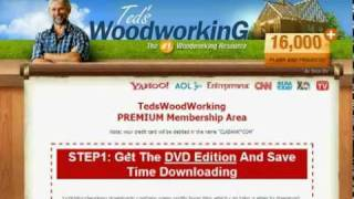 Best Woodworking Bench Plans Of Teds