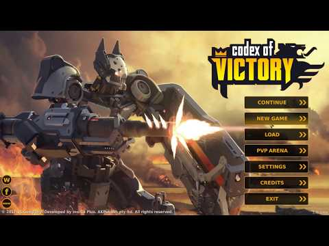 Codex Of Victory - Sci Fi Advance Wars