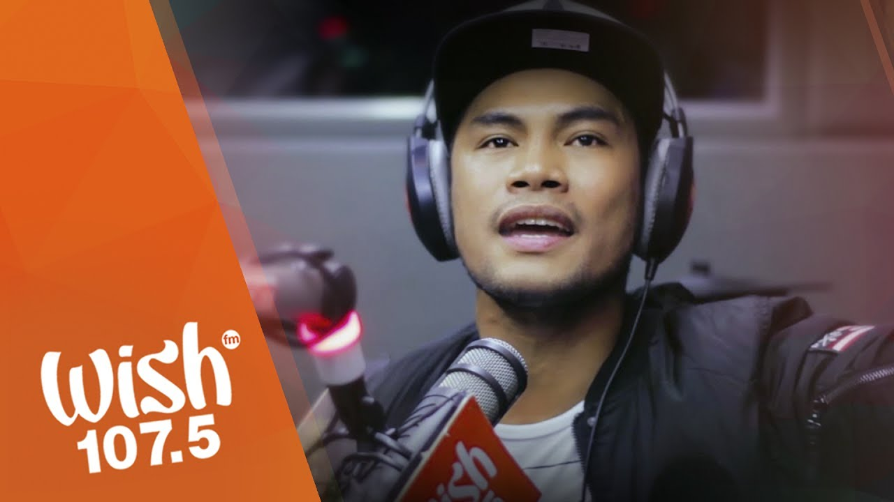 Bugoy Drilon covers 'One Day' (Matisyahu) LIVE on Wish 107.5 Bus