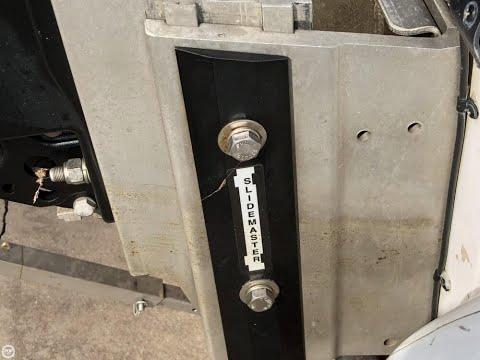 & adjusting manual jackplate (slide master) - YouTube