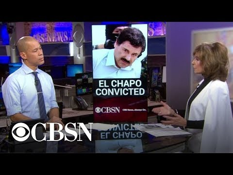 """El Chapo"" faces life in maximum security U.S. prison Mp3"